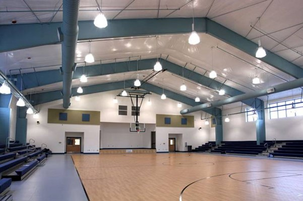 Hancock County School Elementary Gym